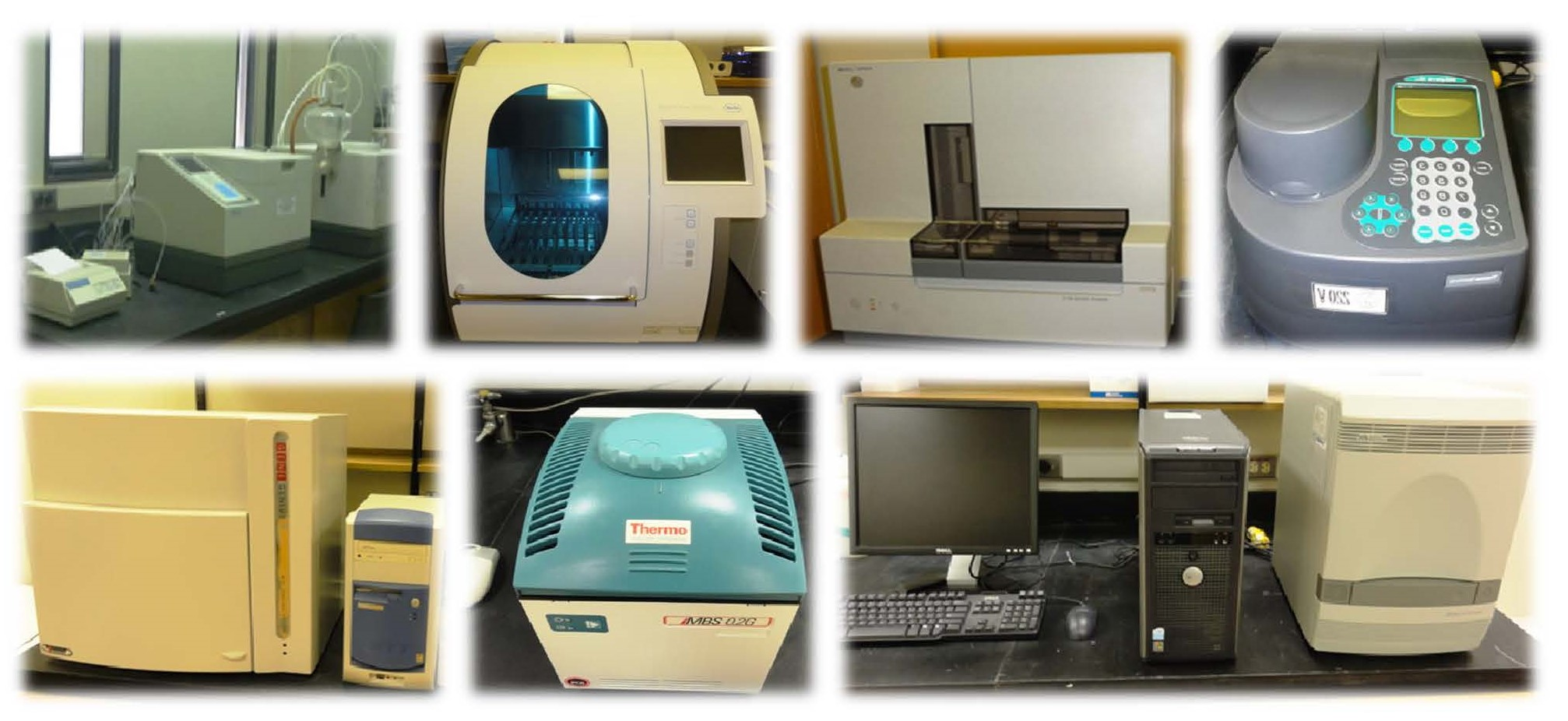 High-tech Laboratories - High-tech laboratories for different areas of...